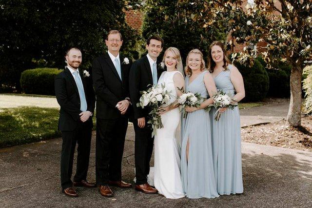 Lay Bridal Party