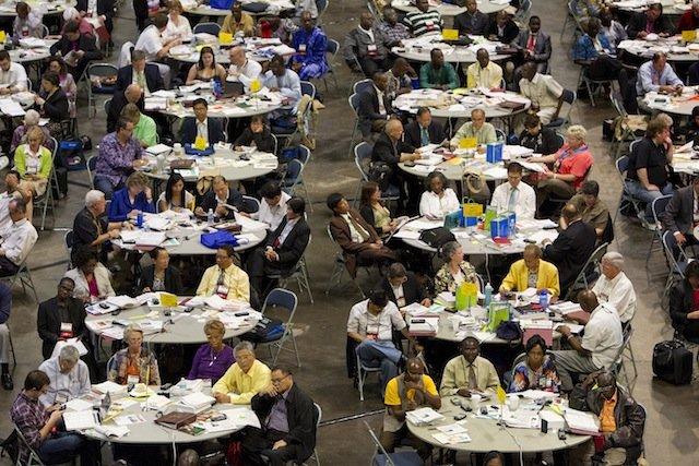 2012 General Conference Delegates