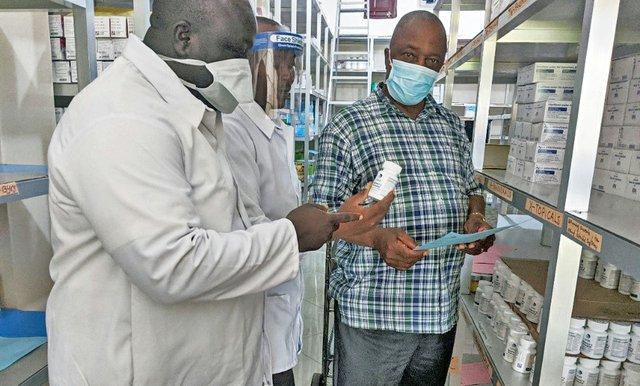 AU Health Workers