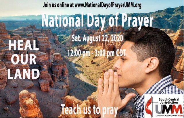 5th Day of Prayer