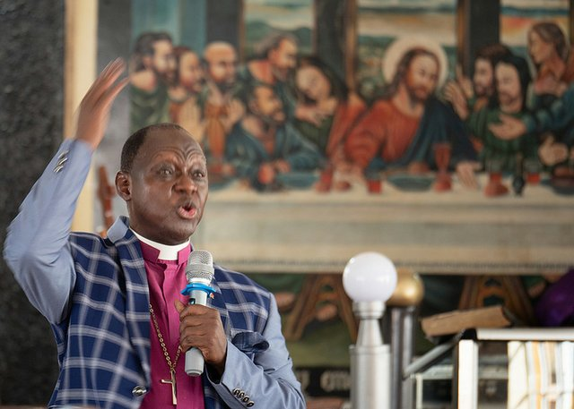 Bishop John K. Yambasu