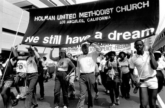 Holman UMC March