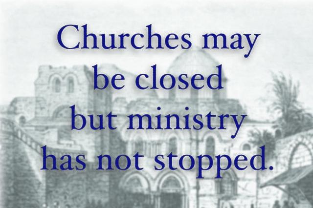 Churches closed