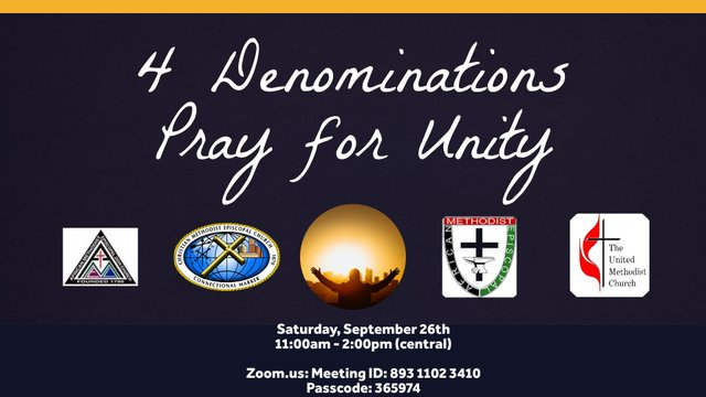 Day of Prayer for Unity