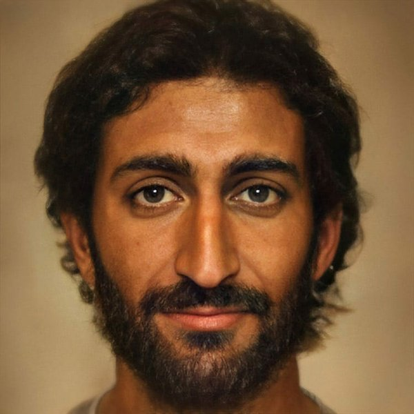 Bas Uterwijk Jesus