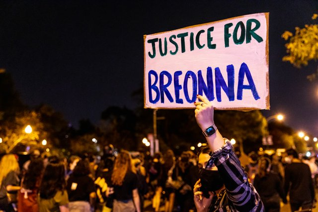 Justice for Breonna