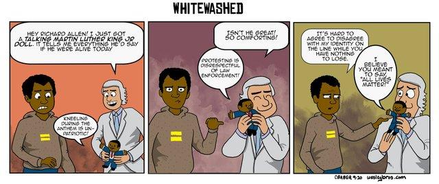 WB Whitewashed
