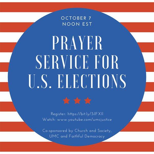 Election prayer