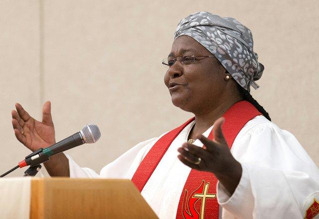 Bishop Joaquina Filipe Nhanala