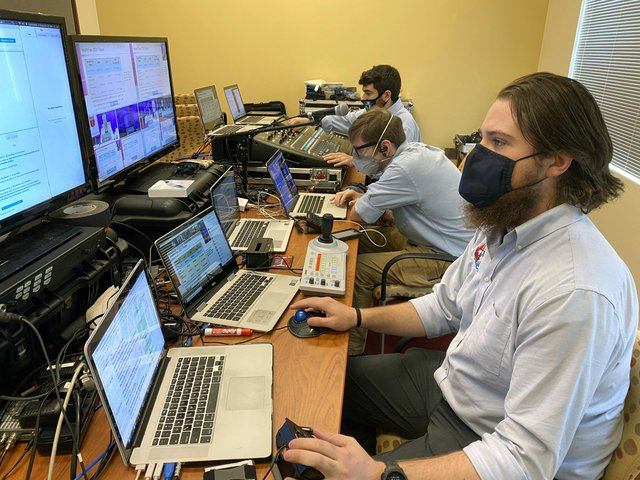 Virtual AC Control Room
