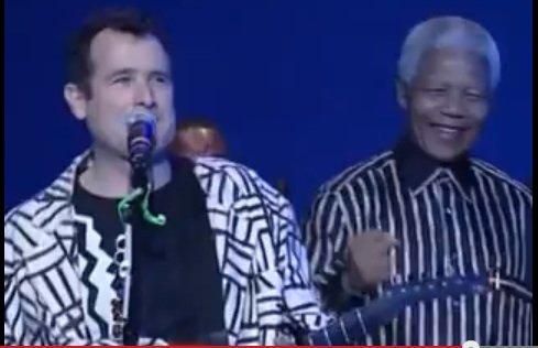 Clegg Mandela