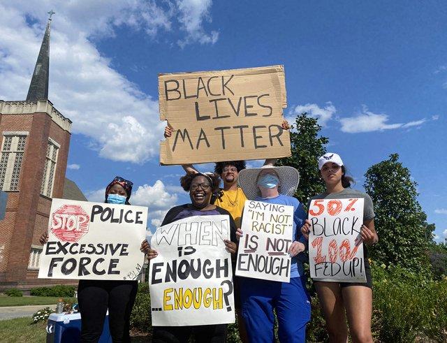 Methodists vs racism