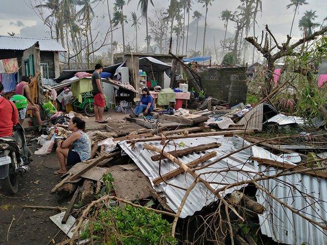 Philippines typhoons 2020
