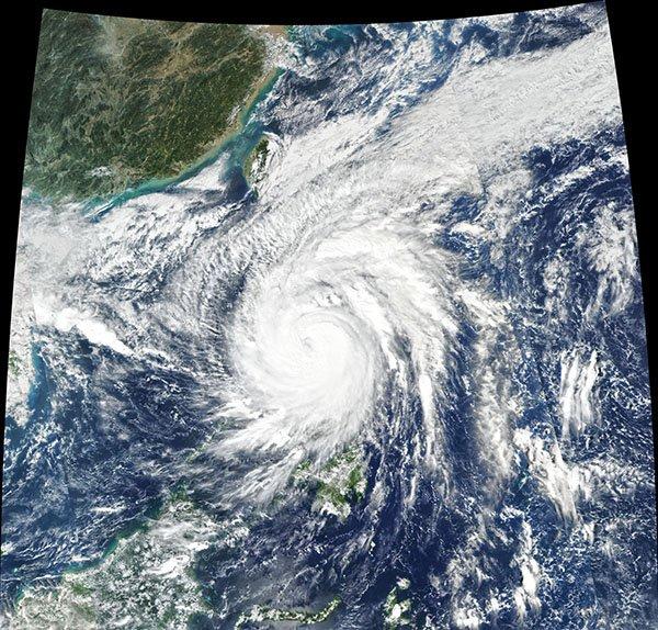Typhoon Vamco (Ulysses)