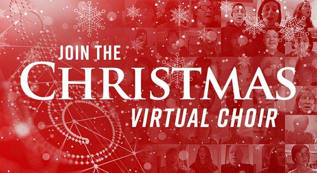 Virtual Choir logo