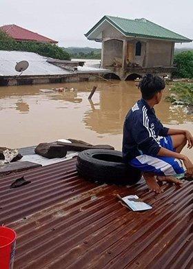 Vamco flood