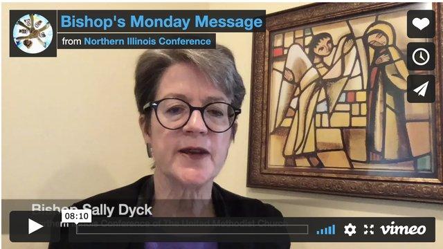 Dyck Final Monday Message