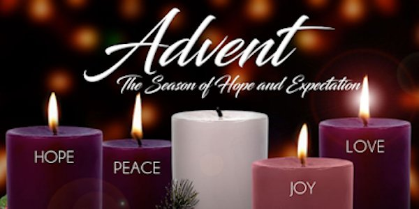 Advent Love Wide