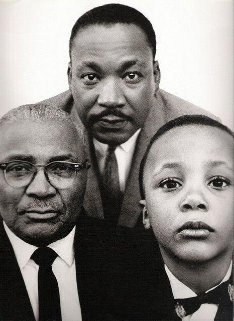 MLK 3 Generations