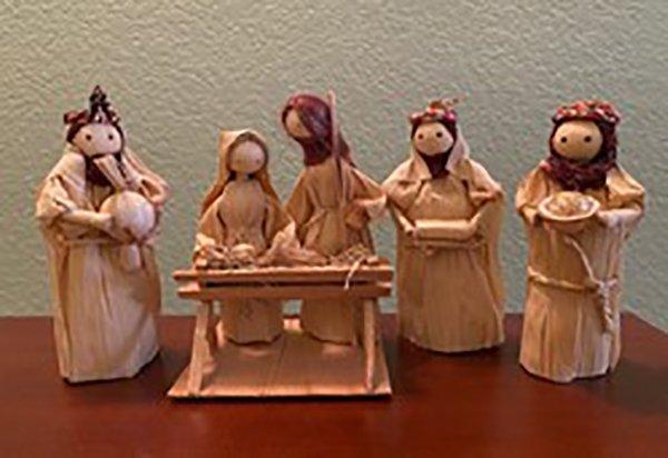 Dedication of Jesus