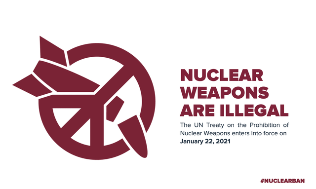 Nukes Banned