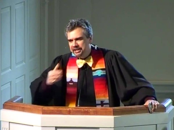 De La Torre Preaching