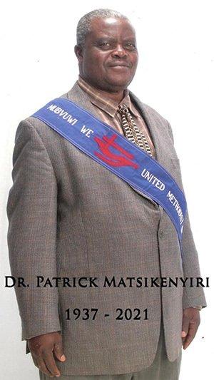 Patrick Matsikenyiri