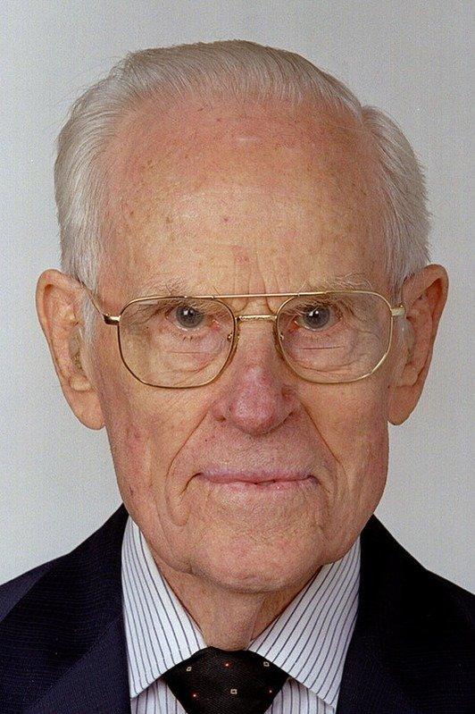 Bishop Ralph E. Dodge