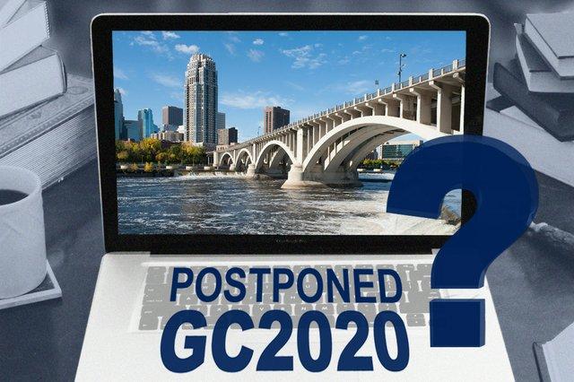 Postponed GC2020