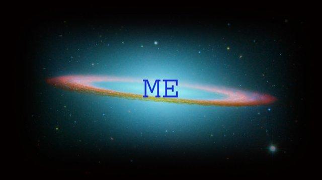 Me-Centered Universe