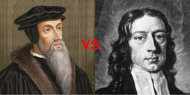 Calvin vs. Wesley