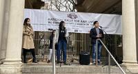 New York Asian rally