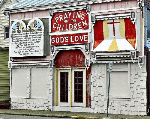 Church on Mainstreet