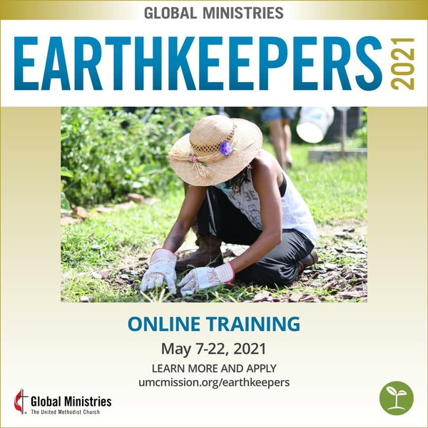 EarthKeepers Training Poster