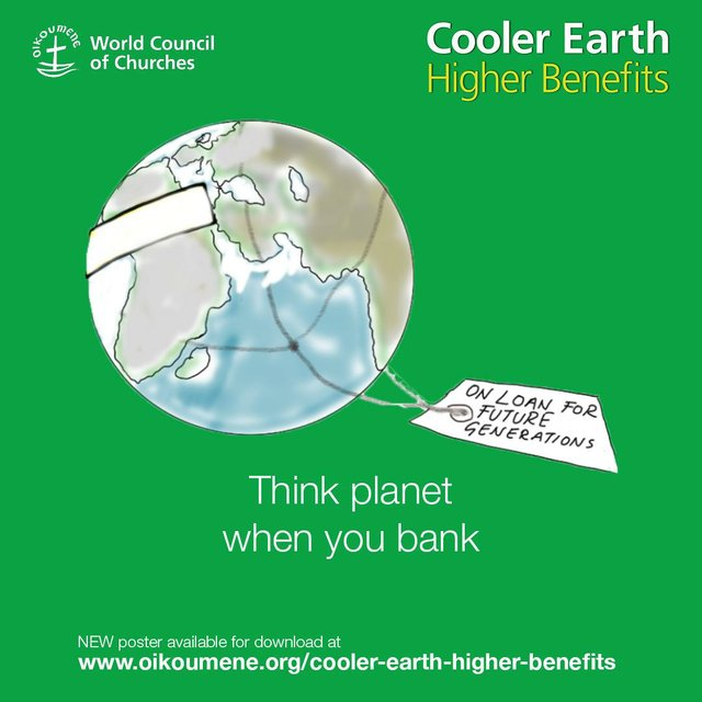 Cooler Earth