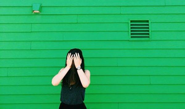 Frustration green