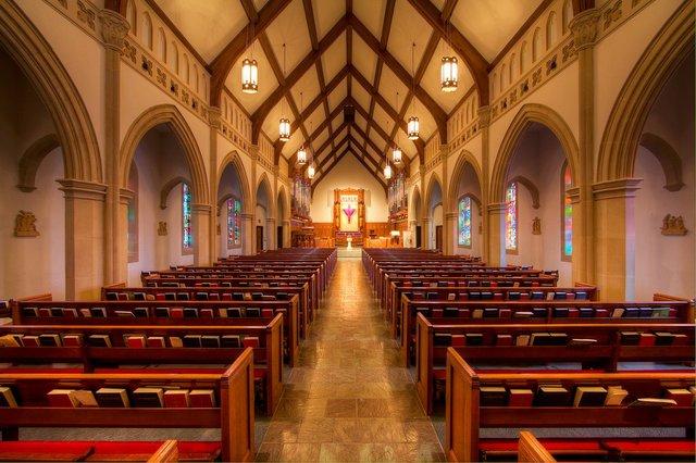 All Saints Empty Sanctuary